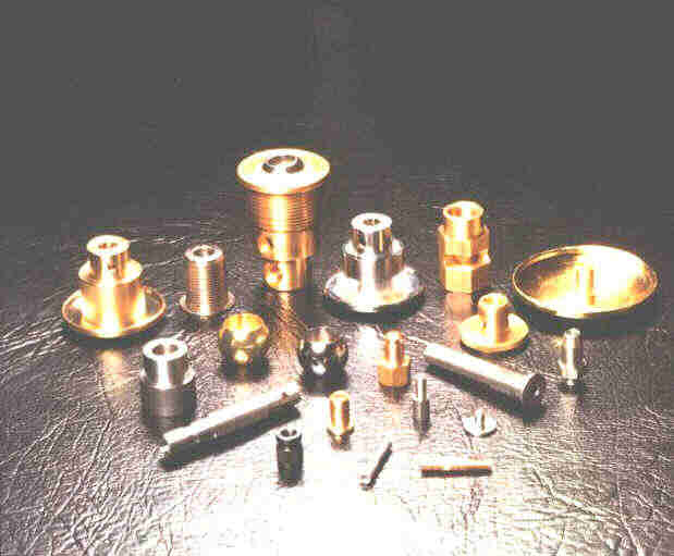 Single and Multispindle Screw Machines, CNC Lathes and CNC Machining